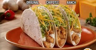 Free 2 Grilled Chicken Tacos And Premium Milk Shake