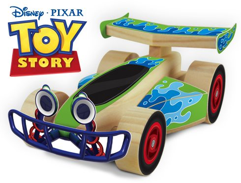 Lowes Free Kids Build Your Own Toy Story R.C Car