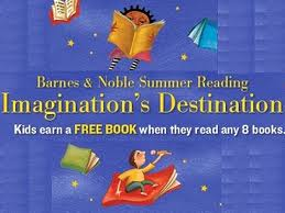 Kids Get a Free Book From Barnes and Noble