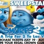 Win A Trip For Two To Las Vegas - Regal Crown Sweepstake