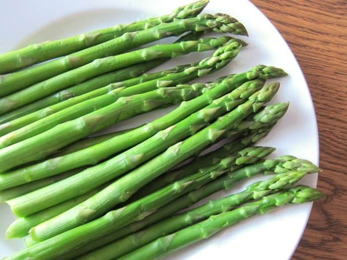 Steam Asparagus can Lower Your Cholesterol