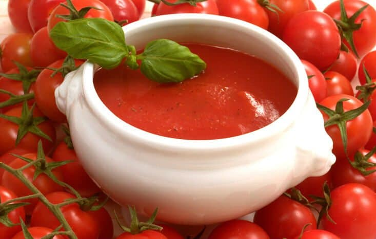 Tomato Helps Lower Your Cholesterol