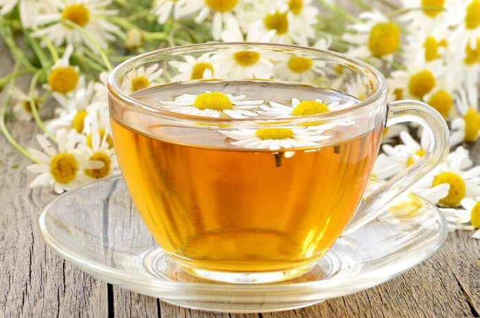 Chamomile Tea for Sleep