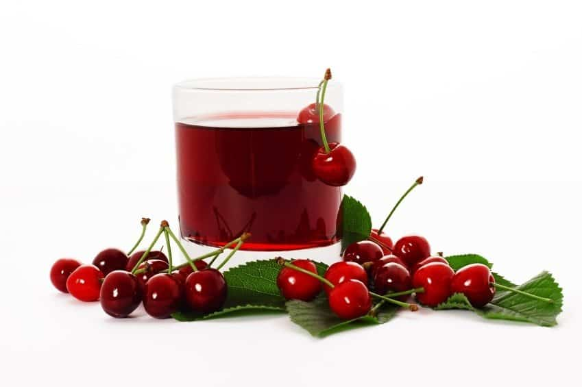 Tart Cherry Juice For Insomnia Sufferers