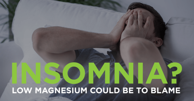 Magnesium over Melatonin