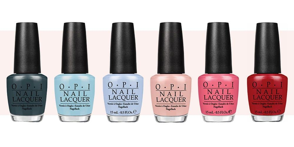 Does opi nail polish contains chemicals?