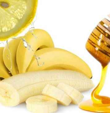 DIY Banana Face Mask - fade dark spots, remove blemishes and brighten dull skin