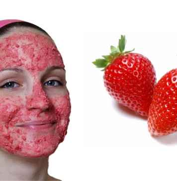 Exfoliating Strawberry Mask - Brighten Dull Skin