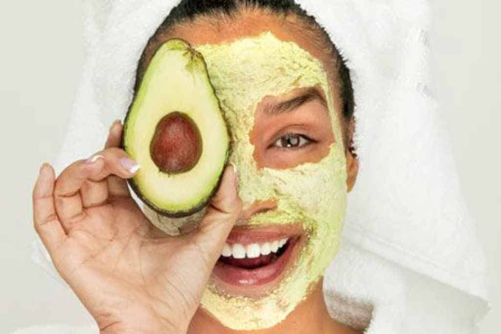 Avocado Facial Mask