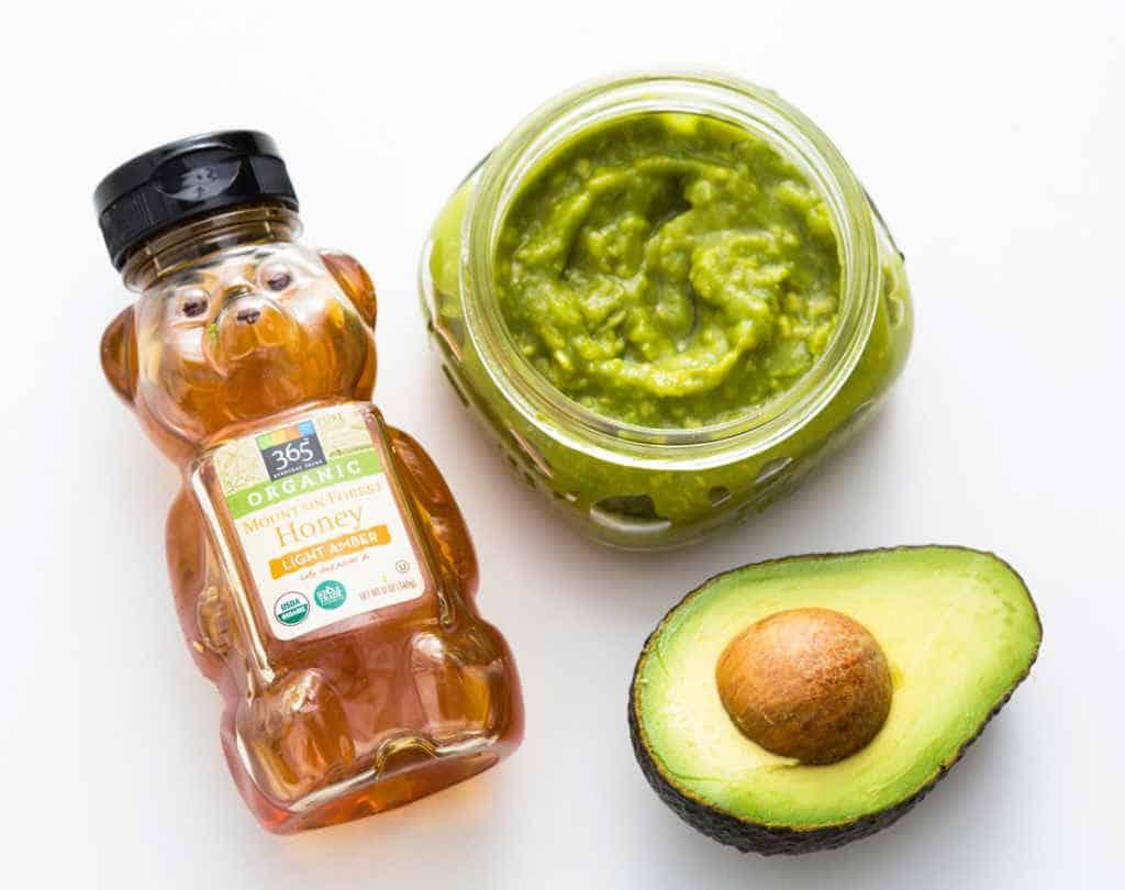 Avocado and Honey Face Mask