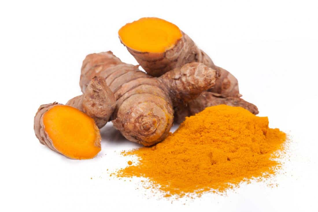 Turmeric health benefits