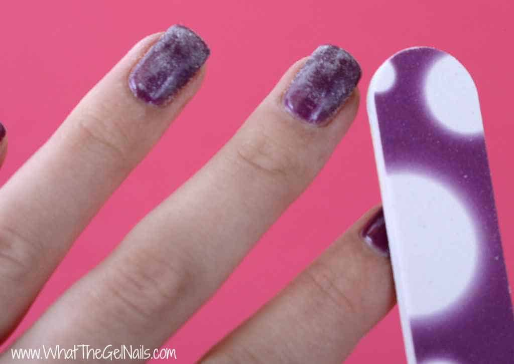 repair chipped nail polish