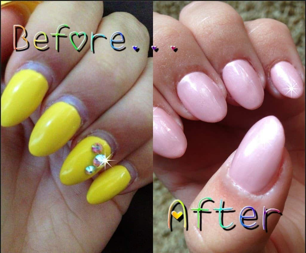 5 easy hacks to prevent acrylic nails from lifting how to make your acrylic nails last long photo source youtube solutioingenieria Gallery