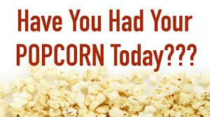 Popcorn, healthy or not?