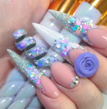 12 nails shapes