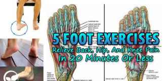 5 Feet Exercises That Will Get Rid of Pain